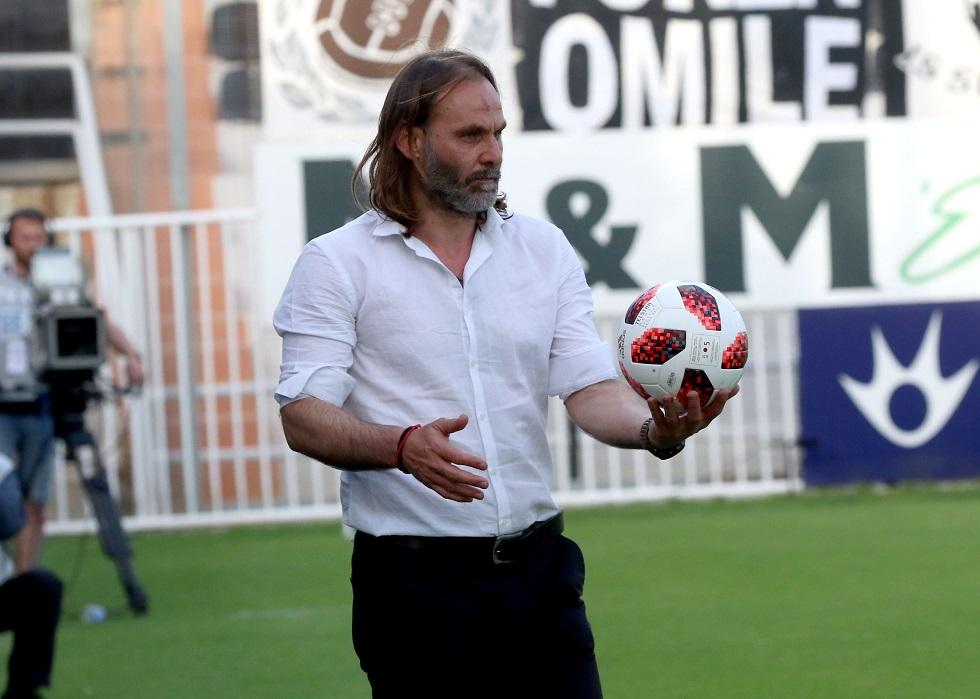 Τάτσης: «Είναι περήφανος για τους παίκτες μου, κάναμε μεγάλη προσπάθεια» | to10.gr
