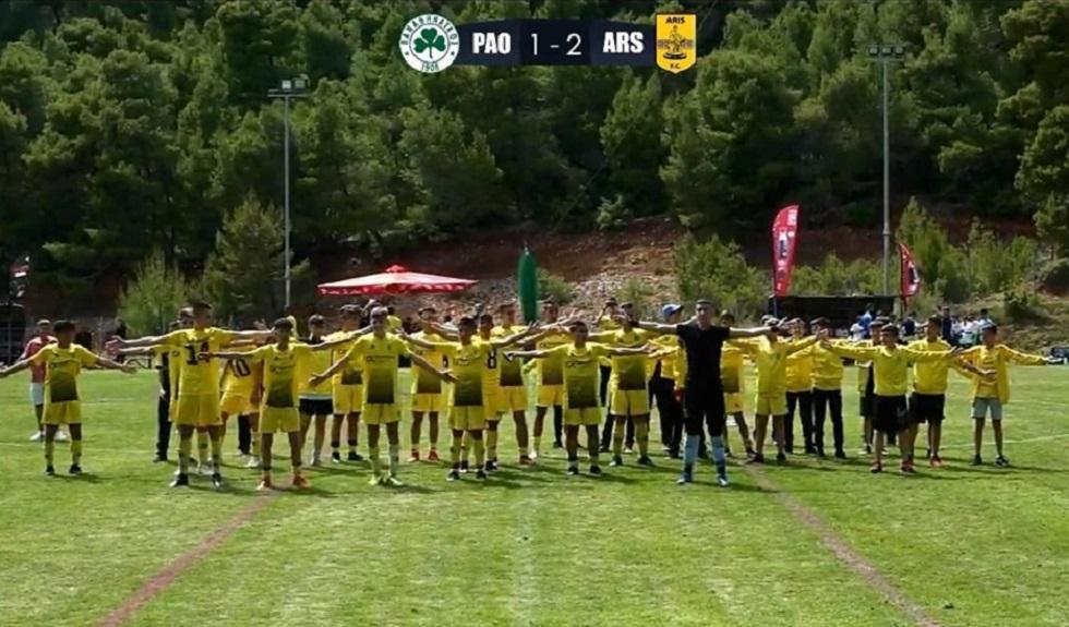 Το Elite Neon Cup κατέκτησε η Κ14 του Άρη (pic, vid)   to10.gr