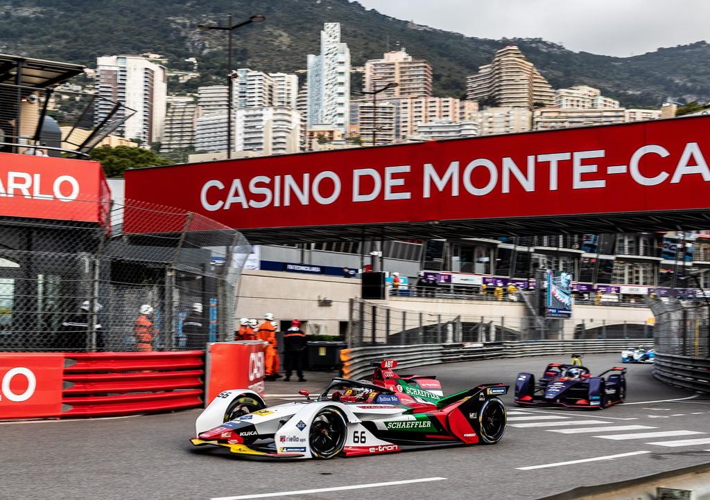 Ατυχίες για την Audi στο Μονακό | to10.gr