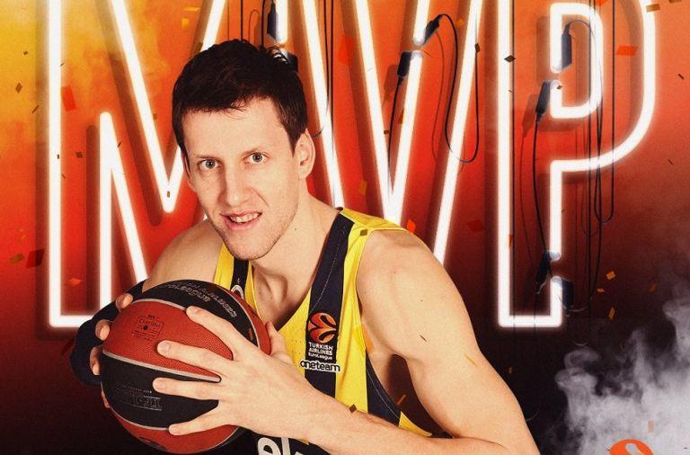 MVP της Ευρωλίγκας ο Γιαν Βέσελι (pics) | to10.gr
