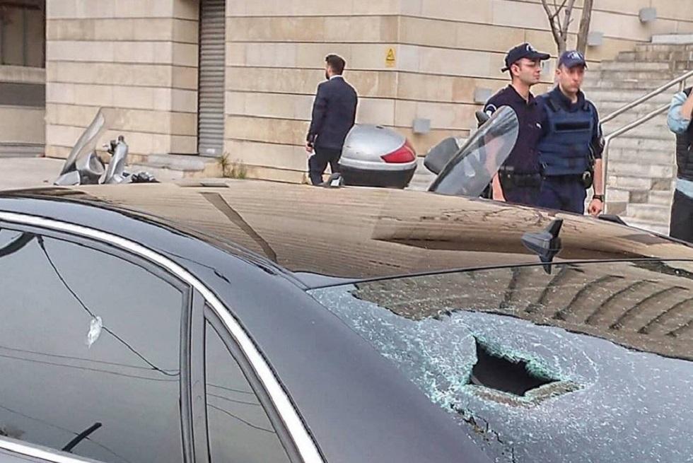 Καταδρομική επίθεση σε εκδήλωση που βρίσκονταν Σαμαράς και Κικίλιας | to10.gr