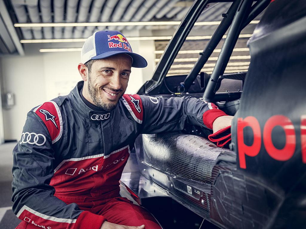 Με την Audi στο DTM ο Ντοβιτσιόζο | to10.gr
