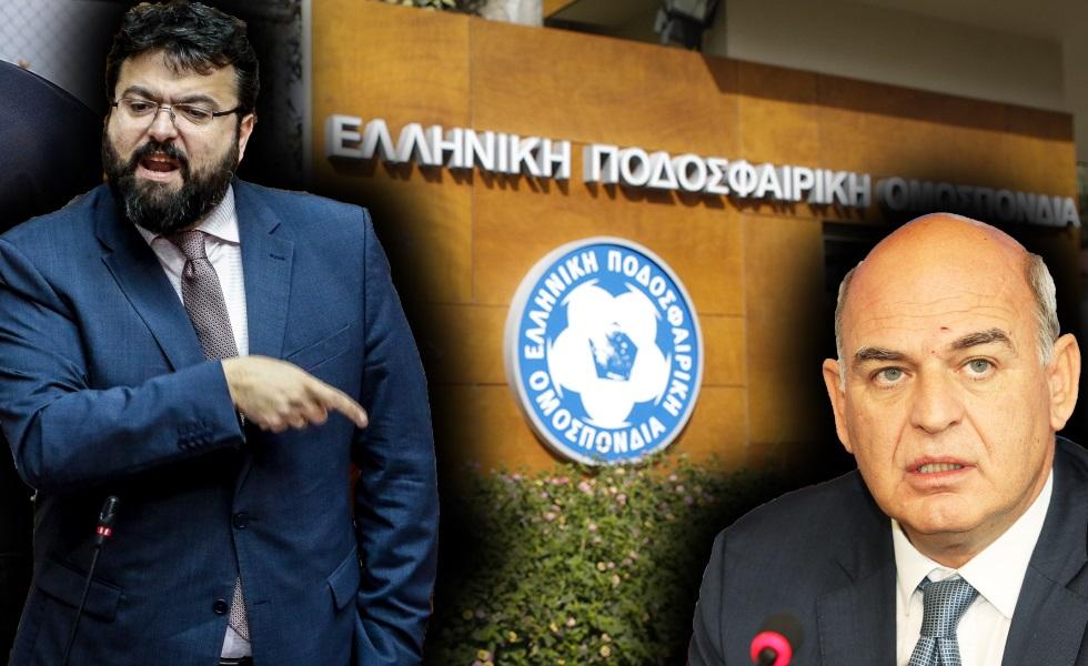 Την κοπανάνε στα δύσκολα ΕΠΟ και ΣΥΡΙΖΑ | to10.gr