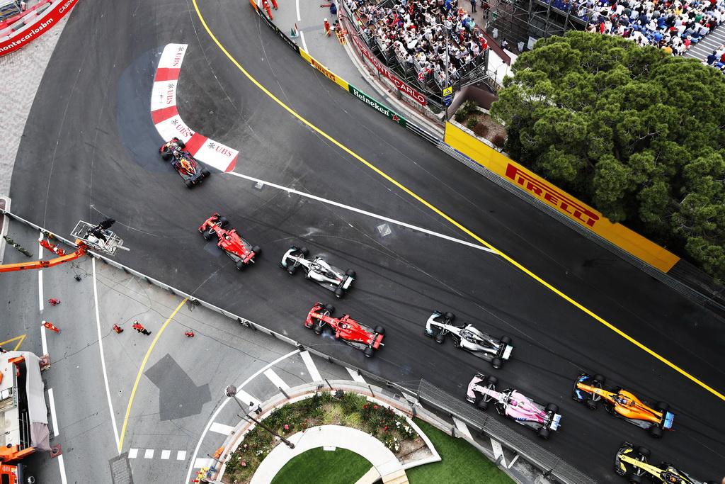 Μαλακές γόμες στο Μονακό από την Pirelli | to10.gr