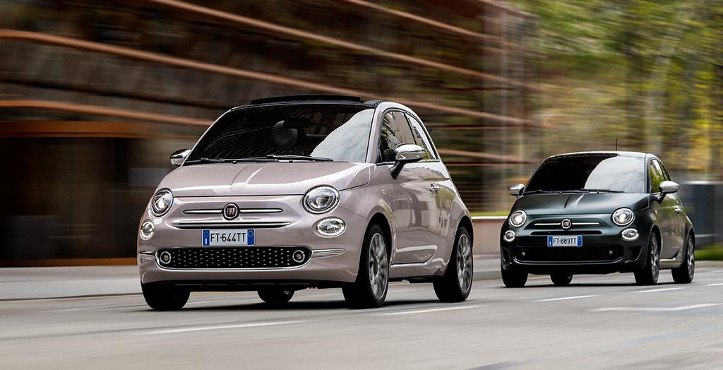 Νέες εκδόσεις Star και Rockstar για το Fiat 500 | to10.gr