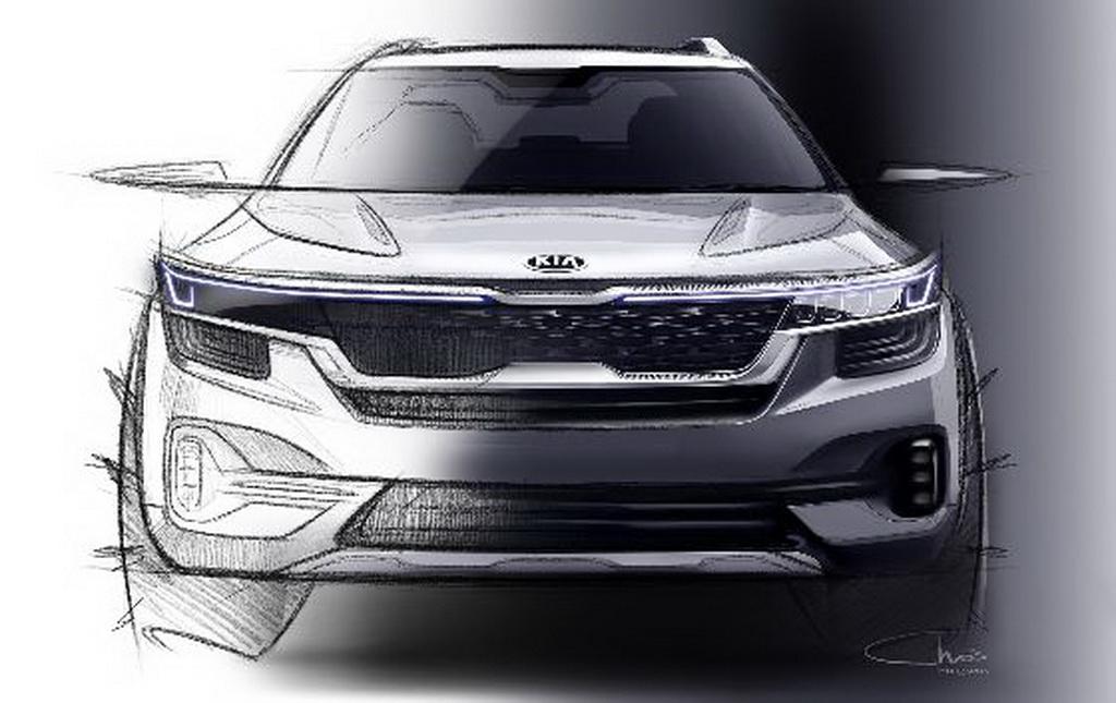 Πρώτη άποψη του νέου μικρού SUV της Kia | to10.gr
