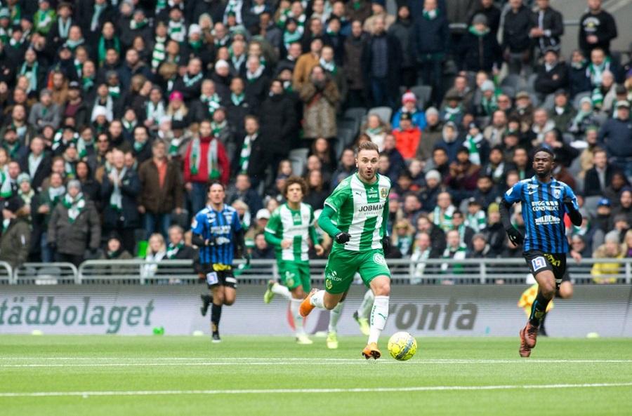 Α' Σουηδίας: Σπουδαίο ματς στο Γκέτεμποργκ | to10.gr