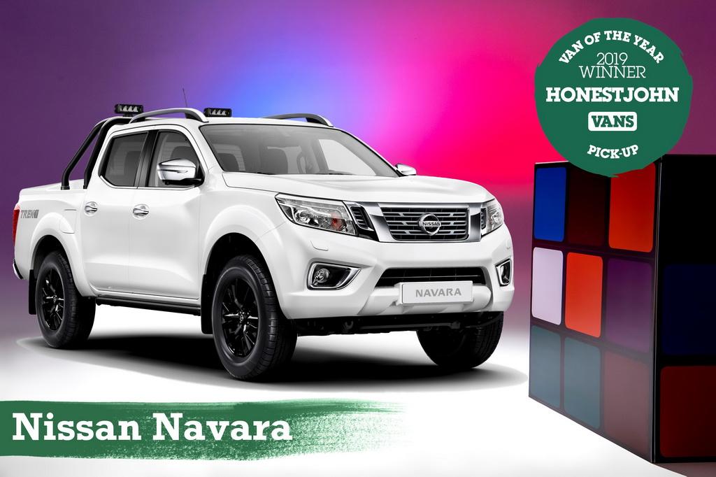 Βραβείο για το Nissan Navara | to10.gr