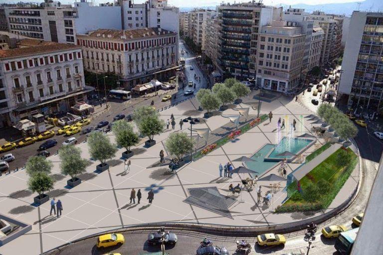 Ετσι θα είναι η νέα πλατεία Ομονοίας – Στην τελική ευθεία η ανακατασκευή της | to10.gr