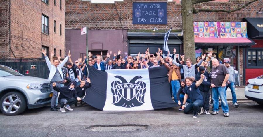 Χαμός για τον ΠΑΟΚ στον σύνδεσμο της Νέας Υόρκης (pics & vid) | to10.gr