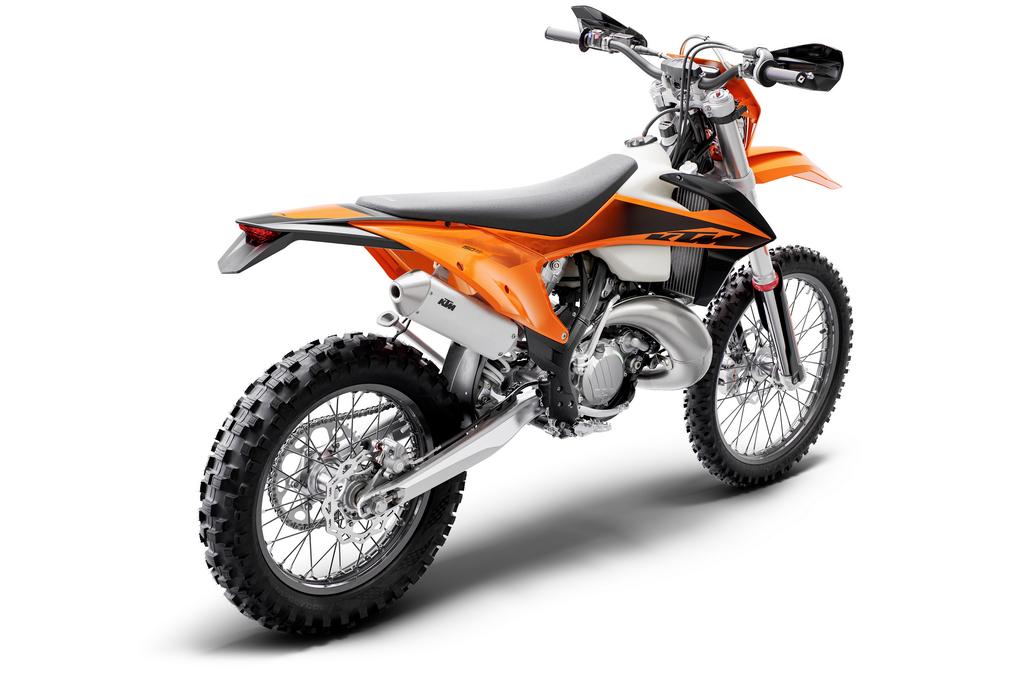 Νέα γκάμα μοτοσικλετών EXC από την ΚΤΜ | to10.gr