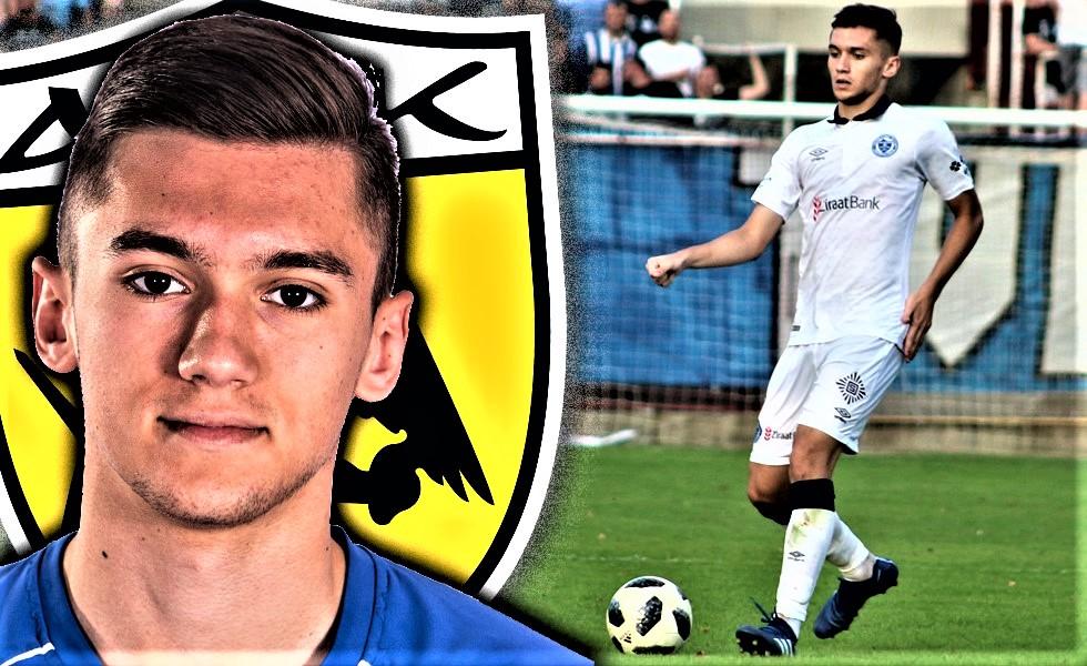 Σαμπανάτζοβιτς: «Ως ποδοσφαιριστής θα αναπτυχθώ πολύ στην ΑΕΚ» | to10.gr