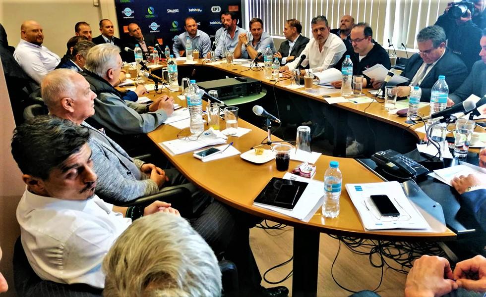 Live ενημέρωση από την κρίσιμη συνεδρίαση του ΕΣΑΚΕ | to10.gr