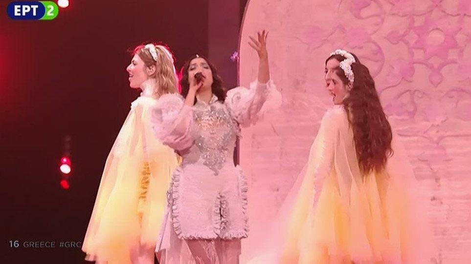 Eurovision 2019 Η φωνή της Κατερίνας Ντούσκα «μάγεψε» το Ισραήλ   to10.gr