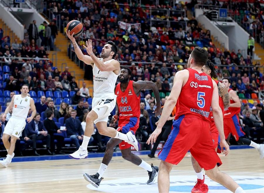 ΤΣΣΚΑ Μόσχας – Ρεάλ Μαδρίτης: Μεγάλο ντέρμπι στον ημιτελικό της EuroLeague! | to10.gr