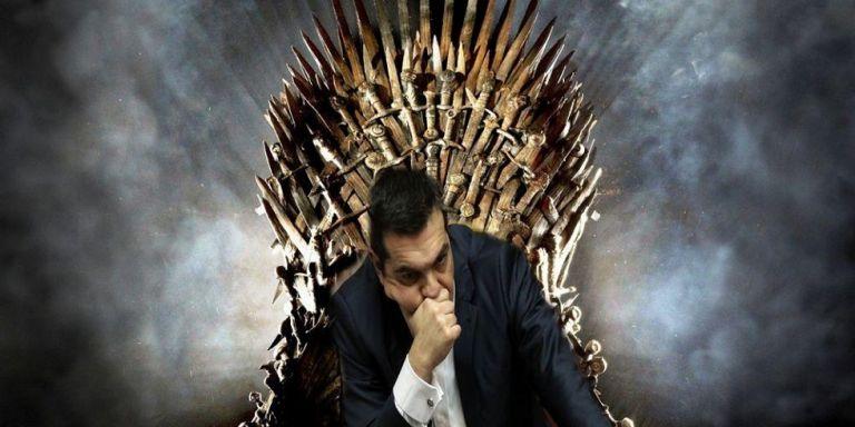 Αλέξη, η εξουσία δεν είναι παντοτινή. Αποχαιρέτα το θρόνο που χάνεις | to10.gr