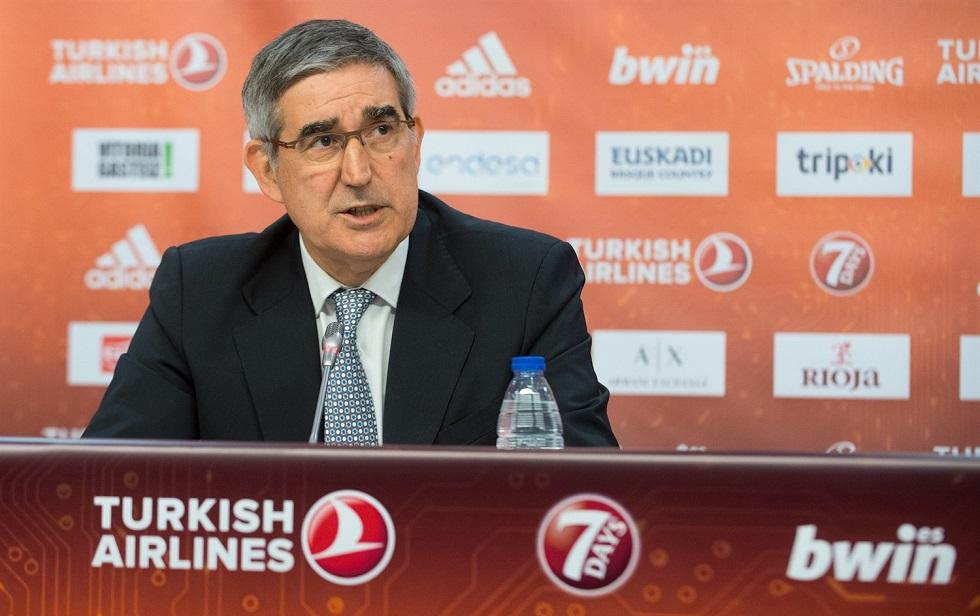 Μπερτομέου: «Ουδέποτε το μπάσκετ ήταν σε καλύτερη θέση από τώρα» | to10.gr