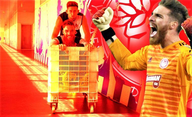 Επιβεβαίωση από την «A Bola»: «Ο Ζοσέ Σα δεν γυρίζει στην Πόρτο, μένει στον Ολυμπιακό» | to10.gr