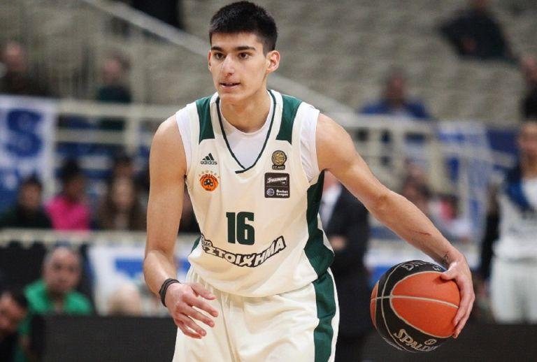 Καλαϊτζάκης: «Είμαι πολύ χαρούμενος που με θέλει πίσω ο Παναθηναϊκός» | to10.gr
