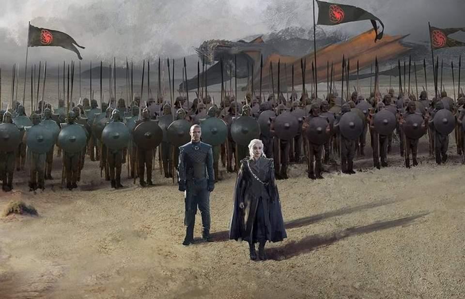 Εκατομμύρια δολάρια θα χάσει η αμερικανική οικονομία από το φινάλε του Game of Thrones | to10.gr