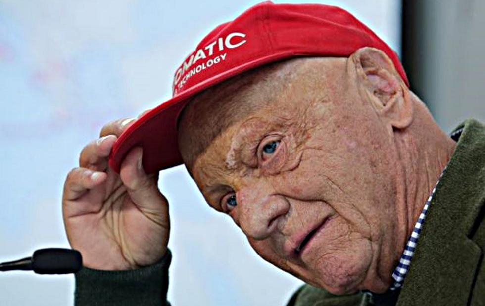 Πέθανε σε ηλικία 70 ετών ο θρύλος της Φόρμουλα 1 Νίκι Λάουντα   to10.gr