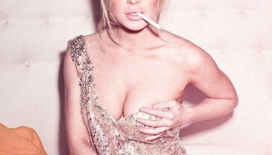 Της μουρλής στο διαδίκτυο: Διάσημη ηθοποιός έμεινε τελείως γυμνή και τα «γκρέμισε» όλα! (pic)   to10.gr