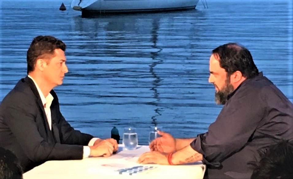 Βαγγέλης Μαρινάκης: Μιλάει για όλα σε τηλεοπτική συνέντευξη (vid) | to10.gr