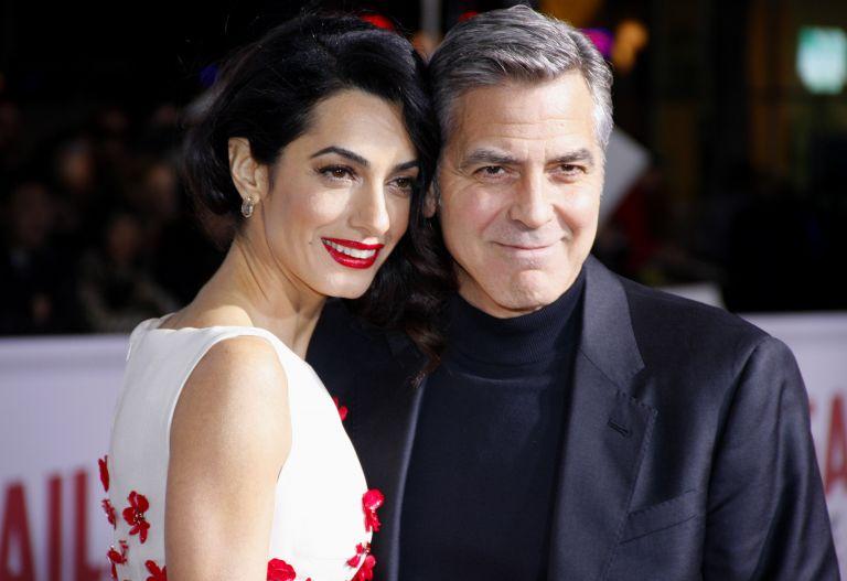 Τζόρτζ και Αμάλ Κλούνεϊ είναι ένα από τα πιο πλούσια ζευγάρια στον κόσμο | to10.gr