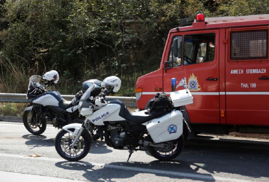 Τροχαίο με βυτιοφόρο στη λεωφόρο Κορωπίου – Μαρκοπούλου! Επιχείρηση απεγκλωβισμού των οδηγών | to10.gr