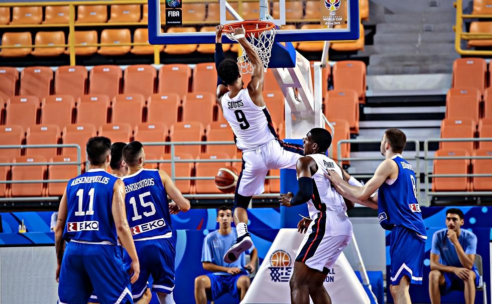 Εθνική Ελλάδος – ΗΠΑ 58-72 | to10.gr