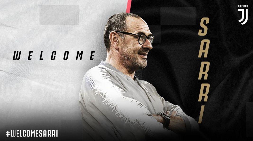 Επίσημο: Νέος προπονητής της Γιουβέντους ο Σάρι! | to10.gr