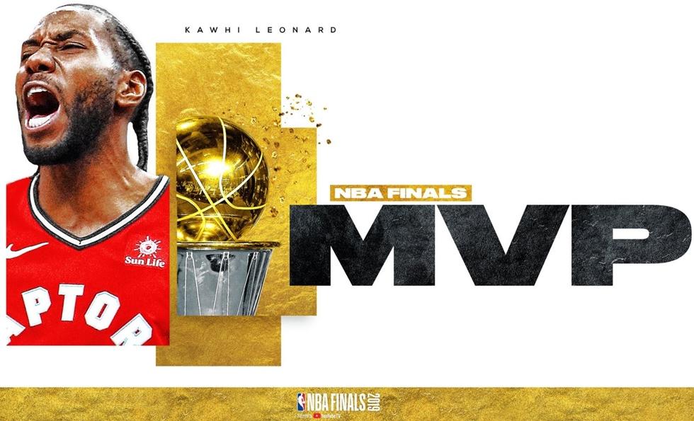 MVP των τελικών ο Καουάι Λέοναρντ (vid) | to10.gr