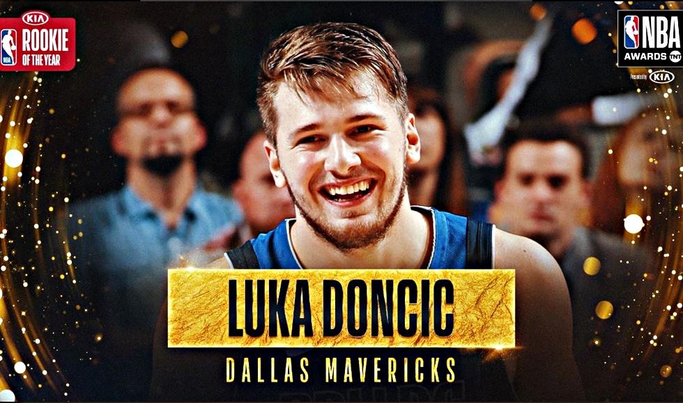 Rookie της Χρονιάς ο Ντόντσιτς με ποσοστό ρεκόρ! (vid/pic) | to10.gr