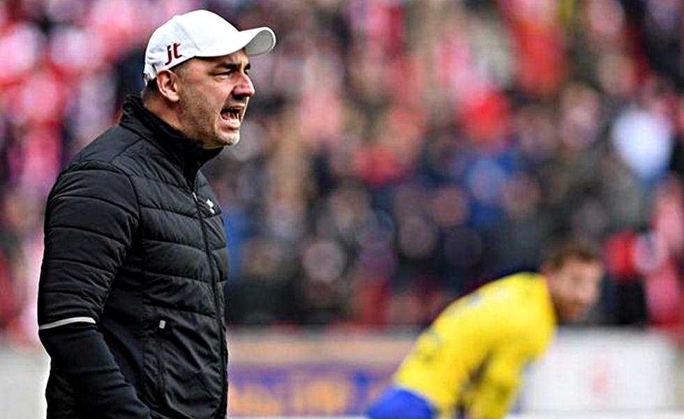 Επιβεβαιώνει τις επαφές με τον ΠΑΟΚ για Στοχ, ο προπονητής της Σλάβια | to10.gr