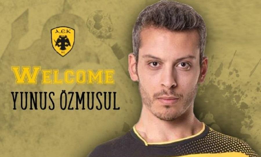 Ανακοίνωσε Οζμουσούλ η ΑΕΚ | to10.gr