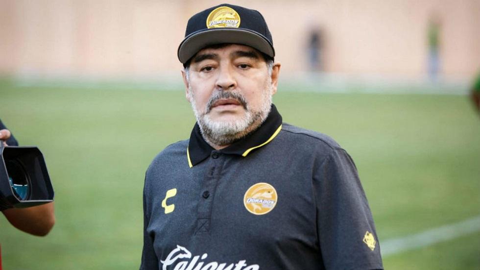 Αποχώρησε από ομάδα του Μεξικού ο Μαραντόνα | to10.gr