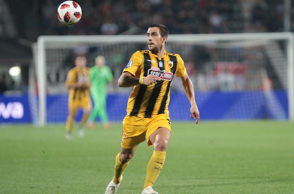 Λαμπρόπουλος: «Νέα ομάδα, νέοι στόχοι, νέες εμπειρίες» (pic) | to10.gr