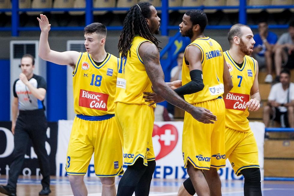 Δήλωσε συμμετοχή στο Basketball Champions League το Περιστέρι | to10.gr