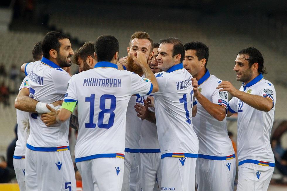 Κατάντια: 0-2 η Αρμενία! (vids) | to10.gr