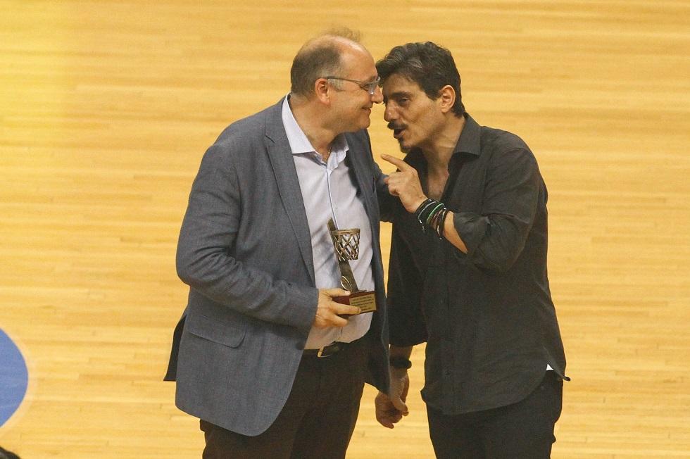 Ο Γιαννακόπουλος τίμησε τον Λιόλιο | to10.gr