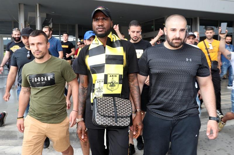 Έφτασε στη Θεσσαλονίκη ο Ιντέγε (pics)