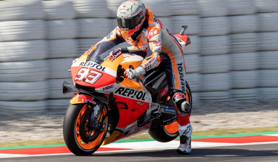 Moto GP: Άνετη νίκη του Μαρκέθ, με τη βοήθεια του Λορένθο | to10.gr