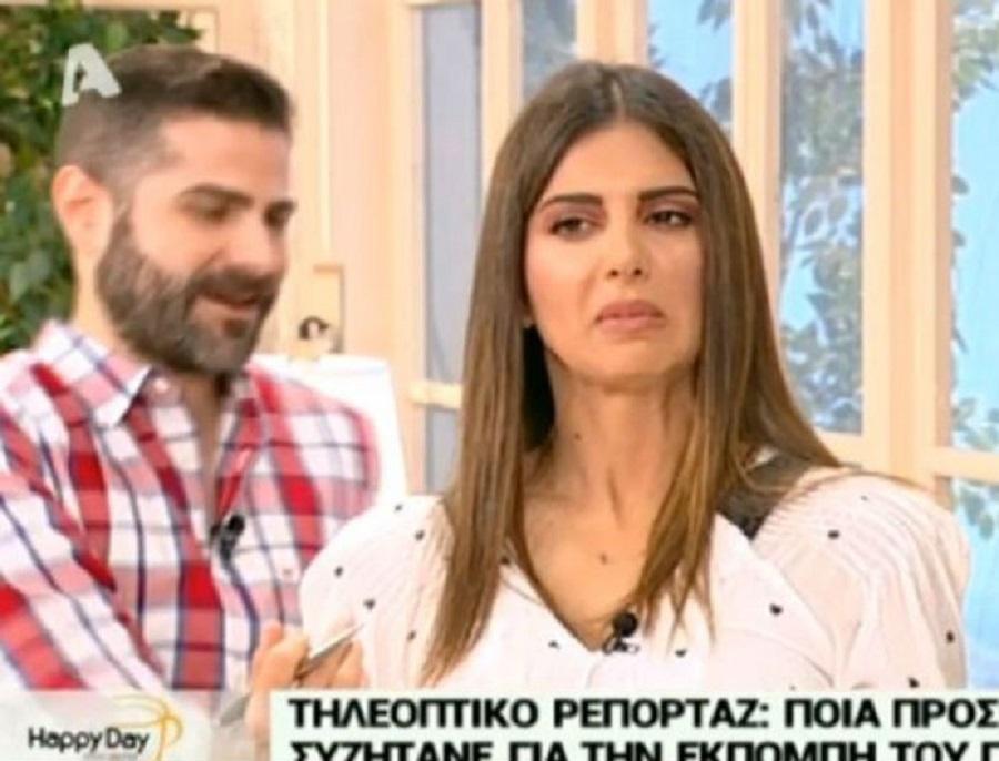 Σταματίνα Τσιμτσιλή: Άρχιζε να ουρλιάζει on air! Τι συνέβη; | to10.gr