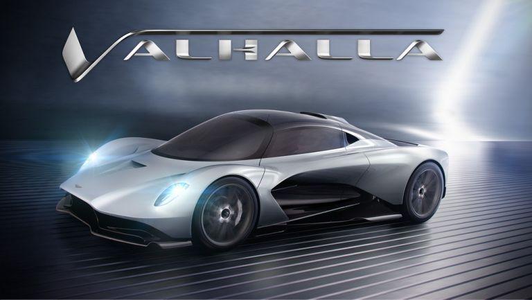 Aston Martin Valhalla | to10.gr