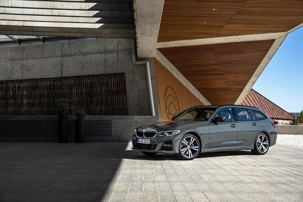 Νέα BMW Σειρά 3 Touring | to10.gr