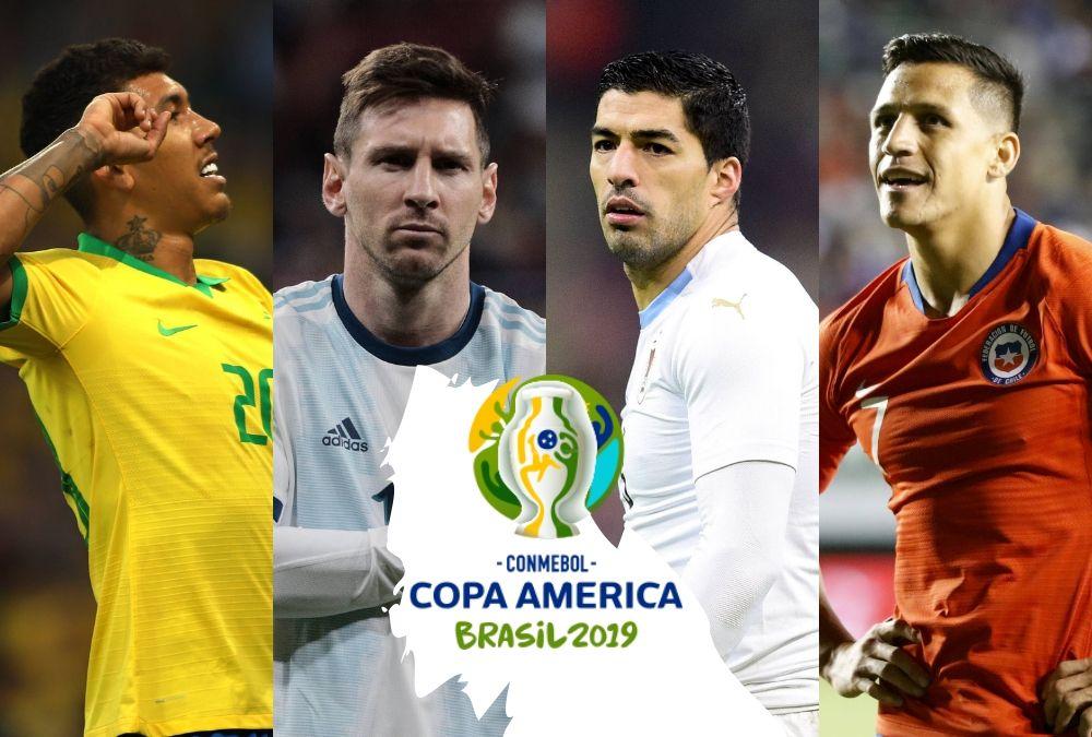 Fantasy τουρνουά για το Copa America στο Stoiximan.gr! | to10.gr