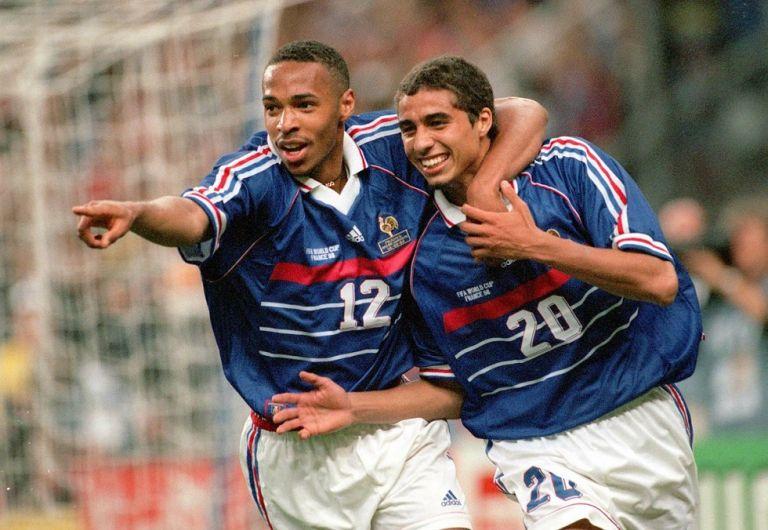 Σαν σήμερα ο Ανρί σκόραρε το πρώτο του γκολ σε Euro (vid)   to10.gr