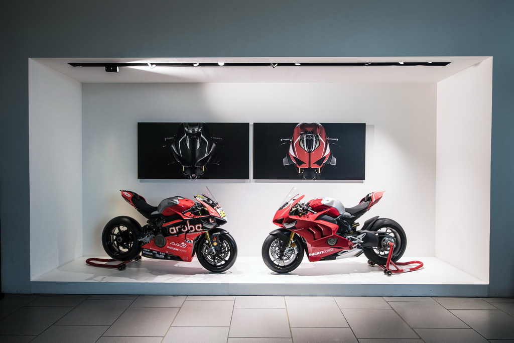 Έκθεση «Anatomy of Speed» από την Ducati | to10.gr