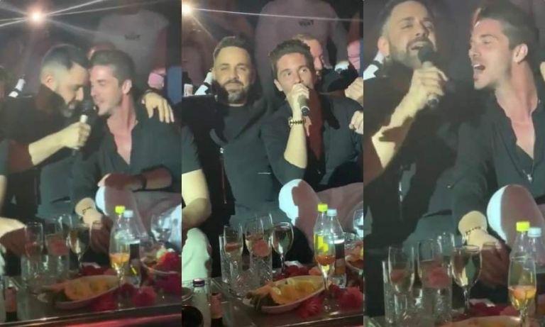 Ο Νίκος Οικονομόπουλος διασκέδασε με Γιώργο Γιαννιά – Δες το βίντεο | to10.gr