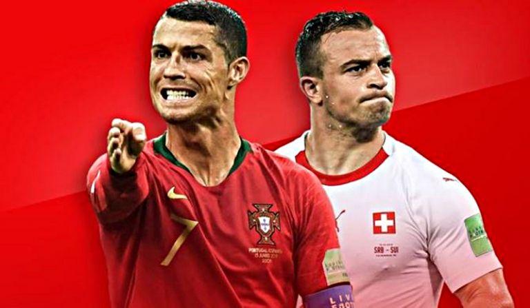 Πορτογαλία – Ελβετία: Για μια θέση στον τελικό του Nations League!   to10.gr